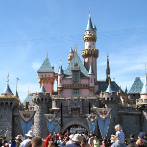 Francie - Disneyland