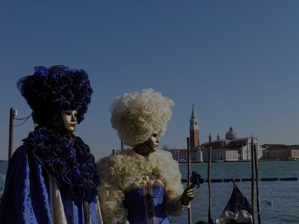 Karneval v Benátkách – Lido
