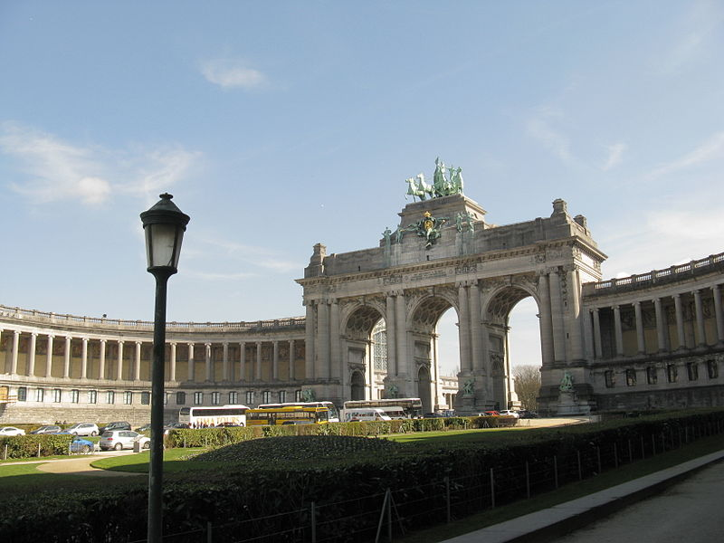 Brusel Jubelpark