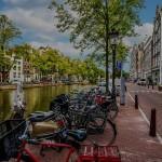 Amsterdam: hlavní slovo mají cyklisté