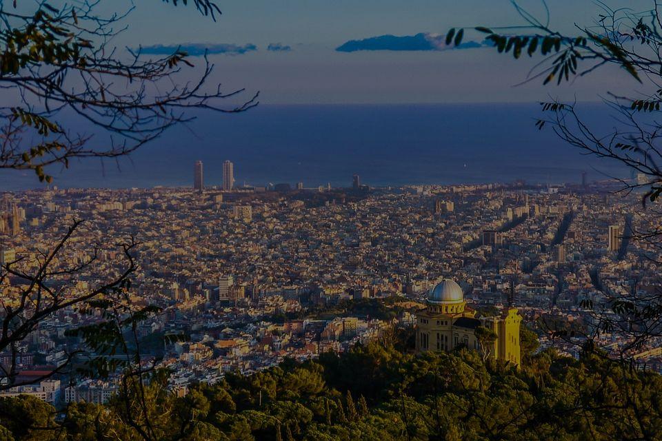 Barcelona: jak se neztratit a nehladovět