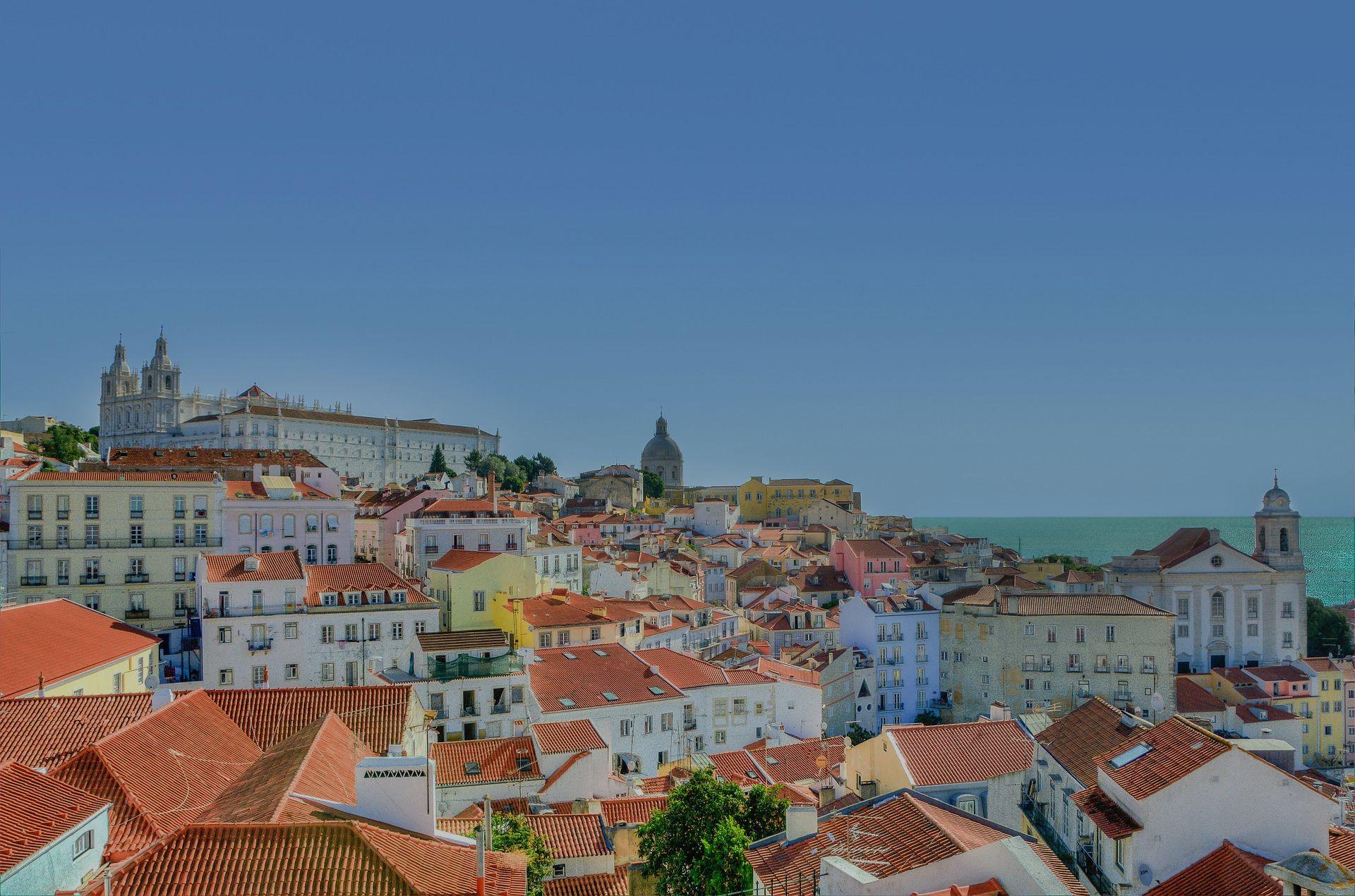 Lisabon z Prahy