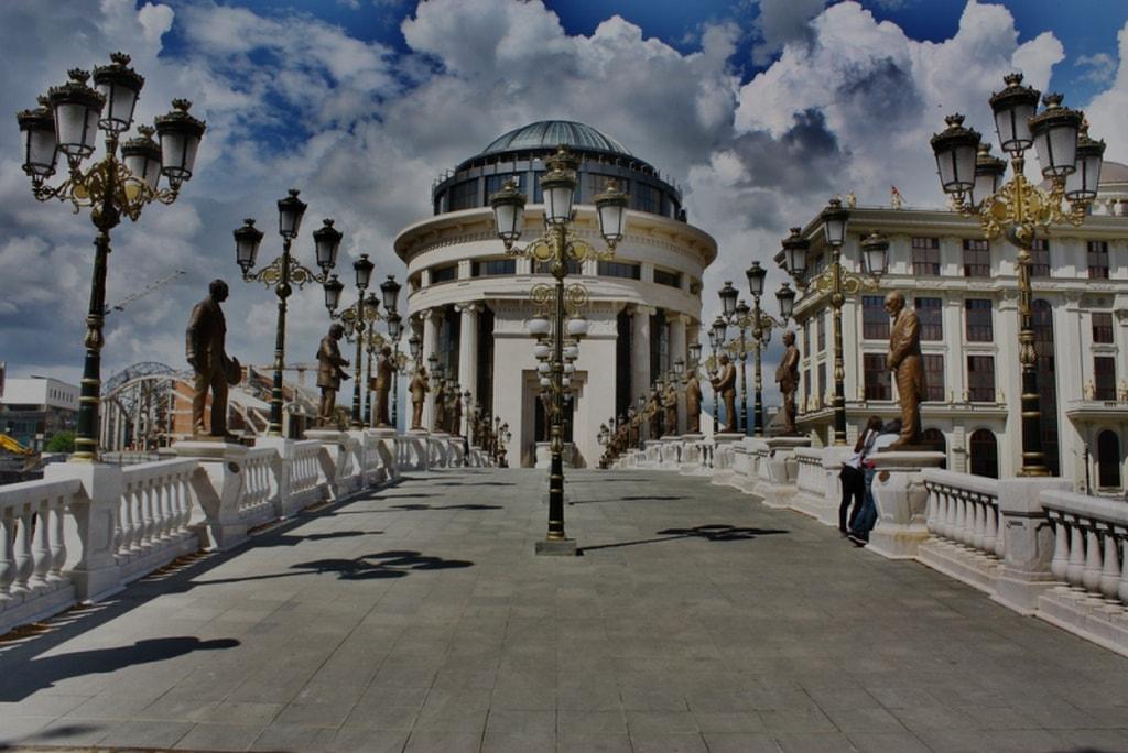 Skopje z Bratislavy