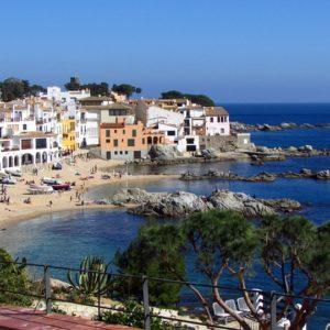 Barcelona a pobřeží Costa Brava
