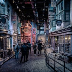 Londýn – Harry Potter