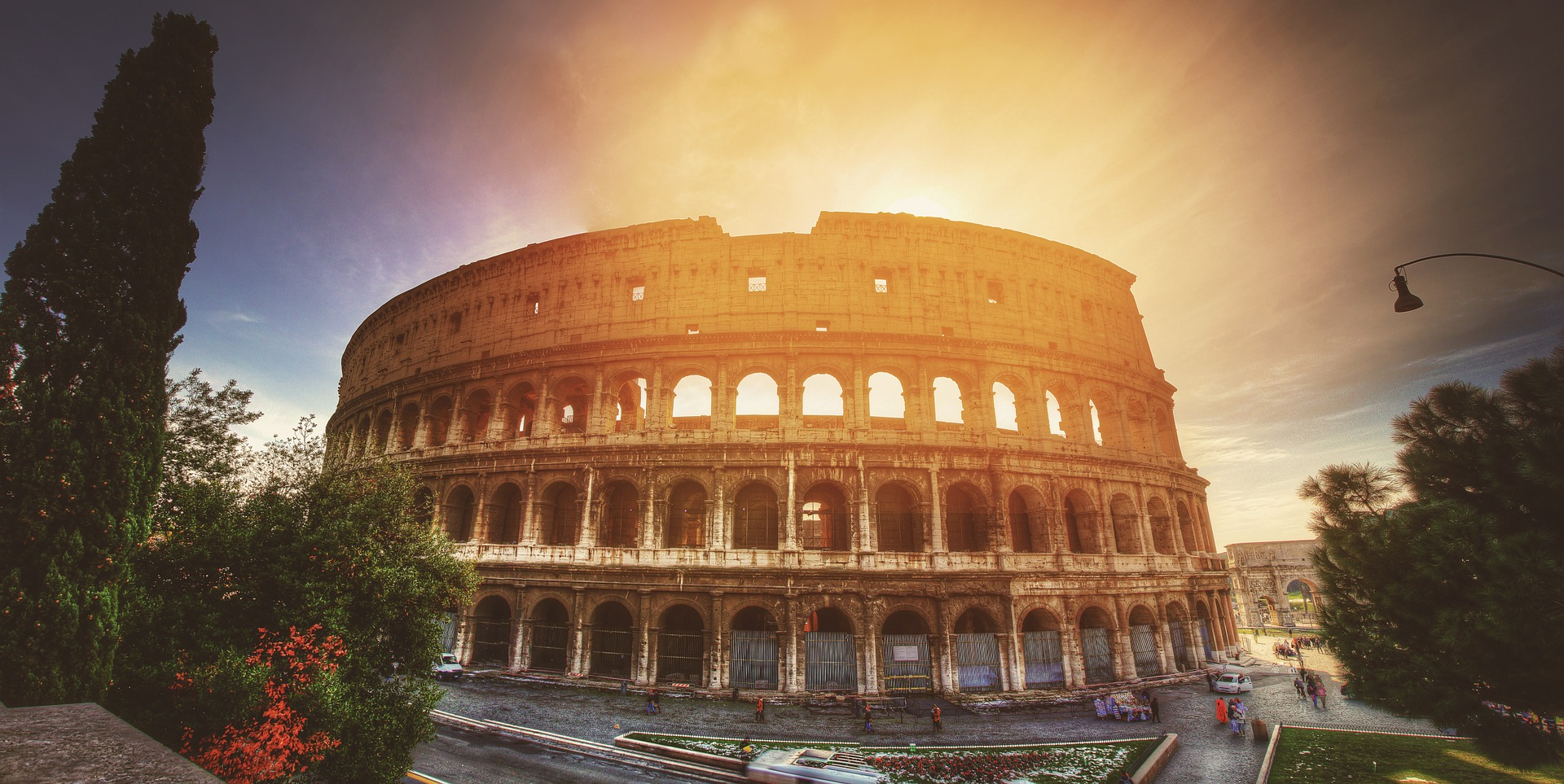 Zájezd do Říma s CK Triplo