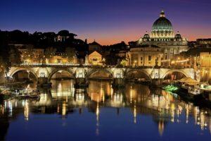 Vatikán se nachází v samotném centru Říma